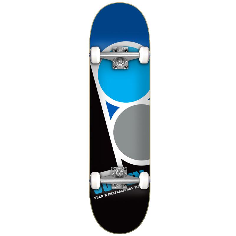 Plan B Joslin Big B Complete Skateboard 7.87