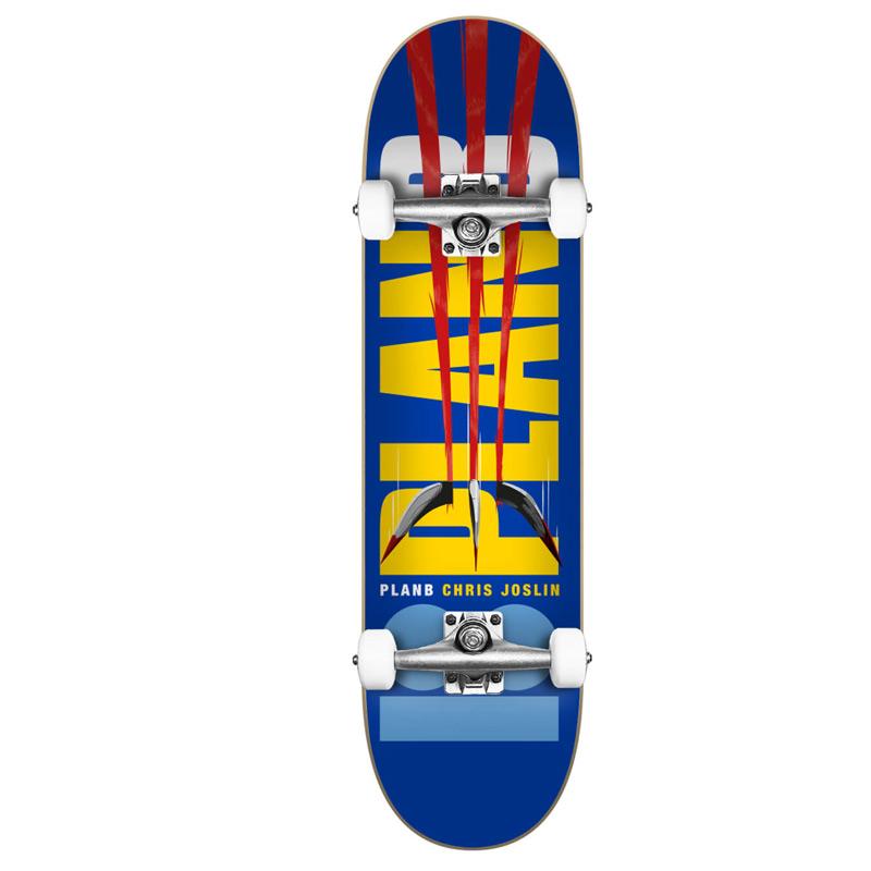 Plan B Joslin OG Complete Skateboard 8.0