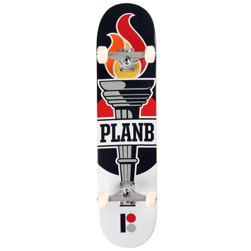 Plan B Legend Complete Skateboard 8.0