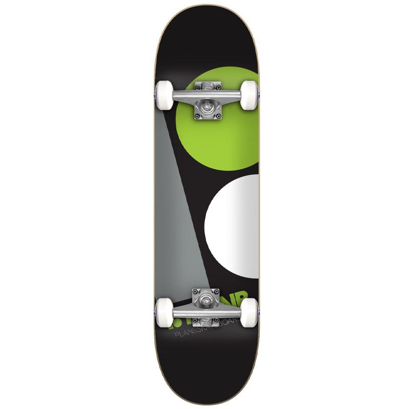 Plan B Macro Complete Skateboard 8.25