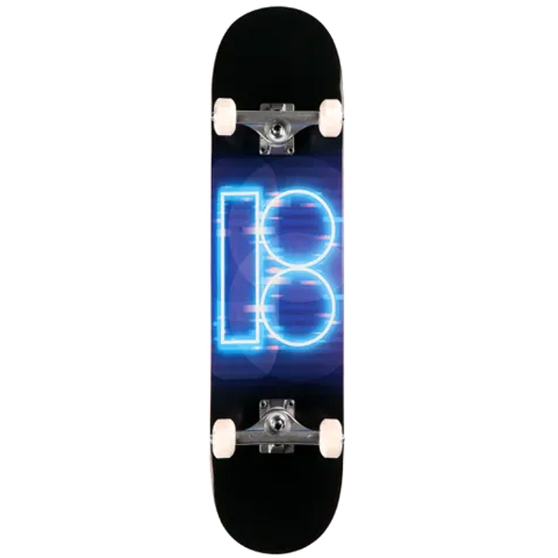 Plan B Night Moves Complete Skateboard 8.0