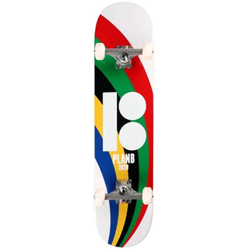 Plan B Oz Complete Skateboard 8.0
