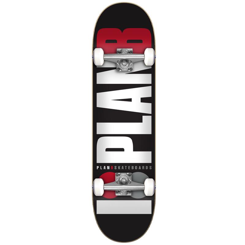 Plan B Team Complete Skateboard 8.0