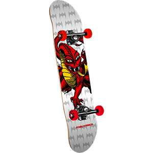 Powell Peralta Cab Dragon Complete Skateboard 7.75