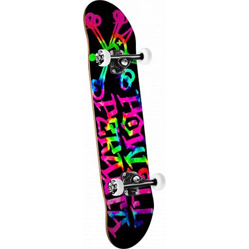 Powell Peralta Vato Rat Complete Skateboard Tie Dye 8.0