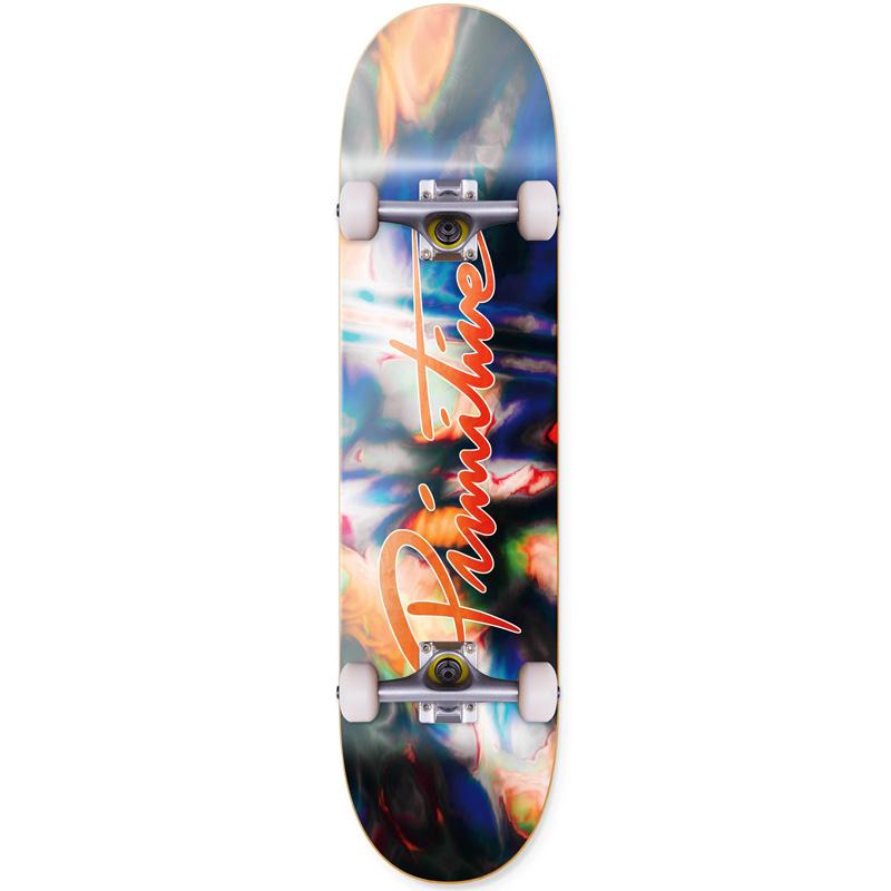 Primitive Nuevo Melt Complete Skateboard 8.125