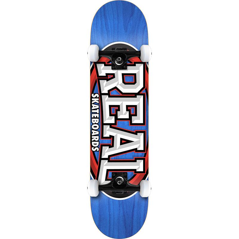 Real Alumni L Complete Skateboard 8.0