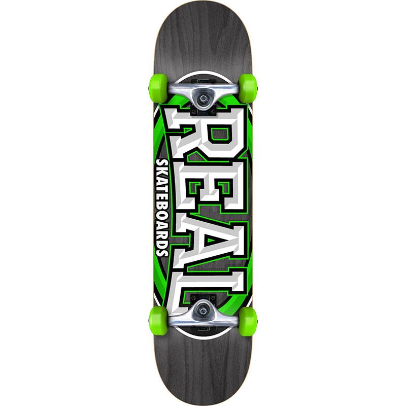 Real Alumni S Complete Skateboard 7.5