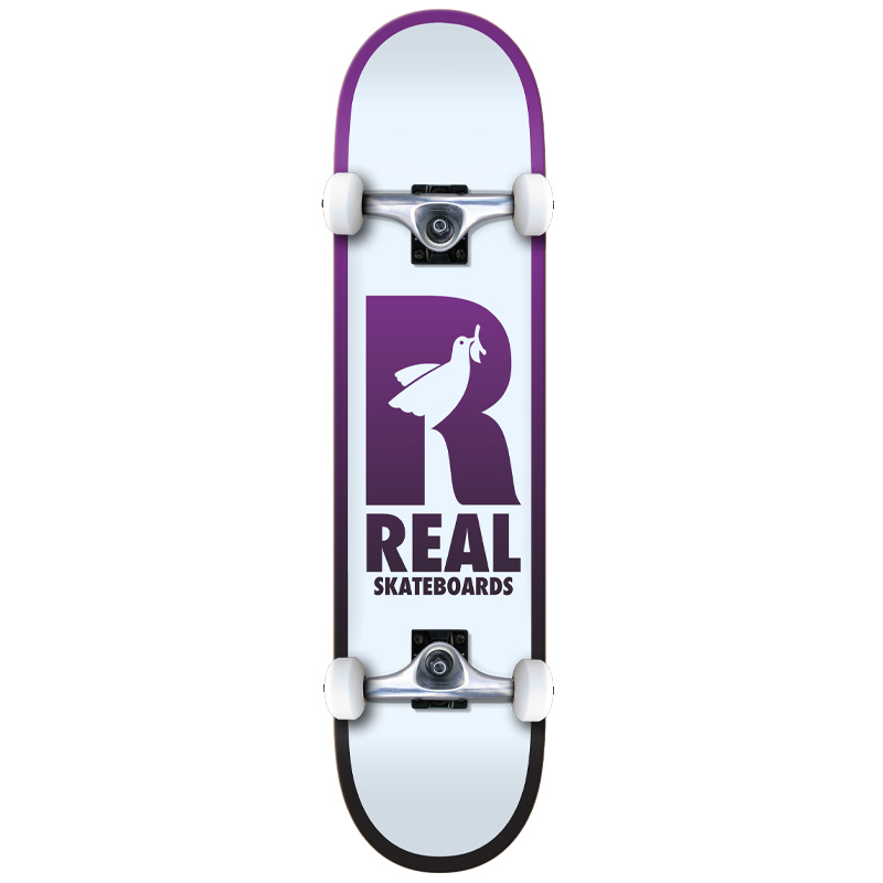 Real Be Free XL Complete Skateboard 8.25