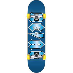 Real Deeds Metallics MD Complete Skateboard 7.75