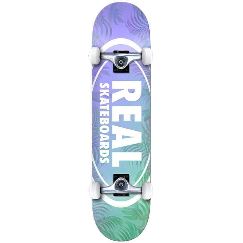 Real Island Ovals LG Complete Skateboard 8.0