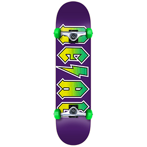 Real New Deeds Medium Complete Skateboard 7.75