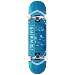 Real New Light Large Complete Skateboard 8.0