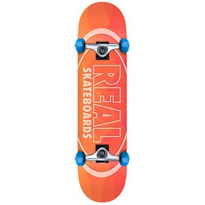 Real New Light Medium Complete Skateboard 7.75