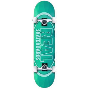 Real New Light Mini Complete Skateboard 7.38