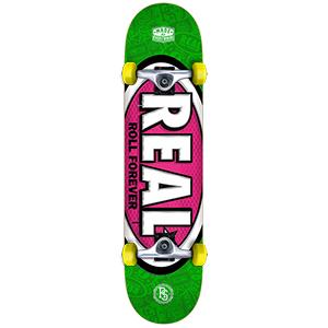Real Oval Tones Medium Complete Skateboard 7.75