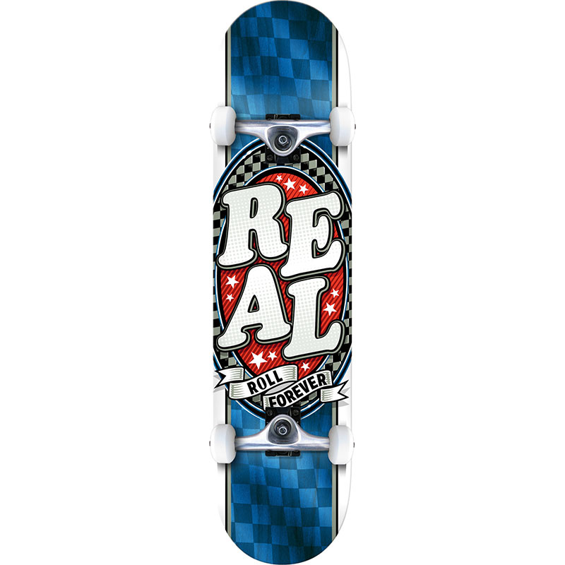 Real Start Today M Complete Skateboard 7.75
