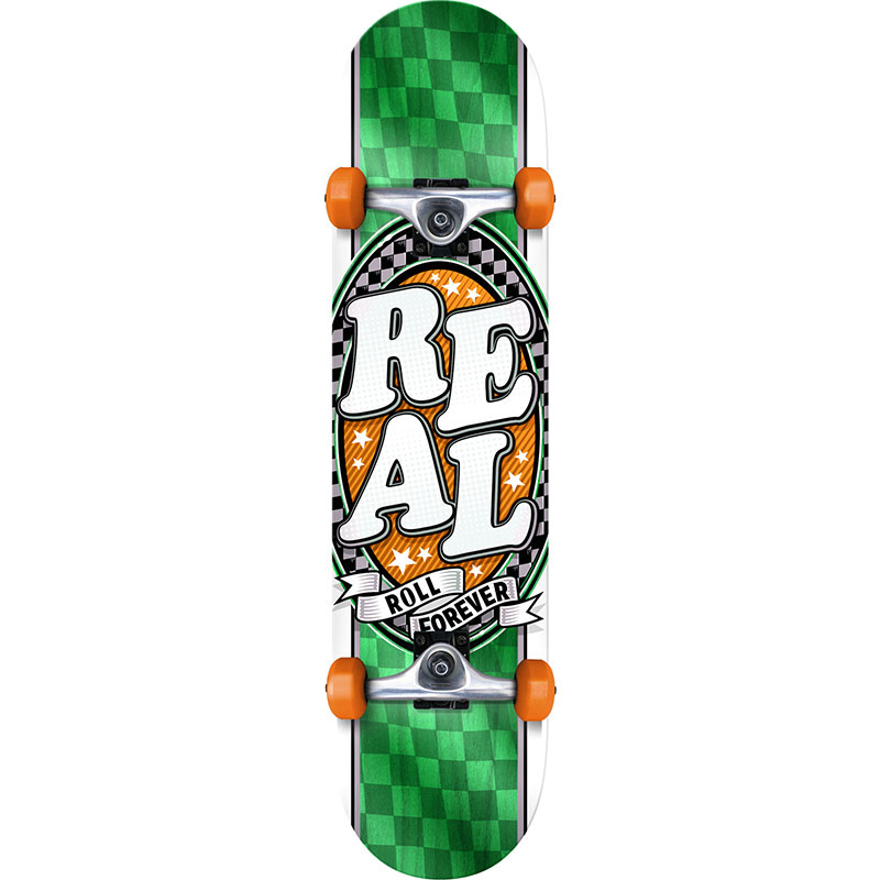 Real Start Today S Complete Skateboard 7.5