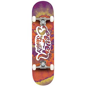 Seven Skates Sunset Tie Dye Complete Skateboard 7.8