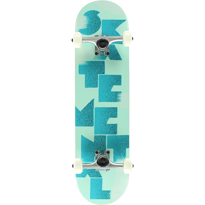 Skate Mental Logo Stack 1 Complete Skateboard 7.75