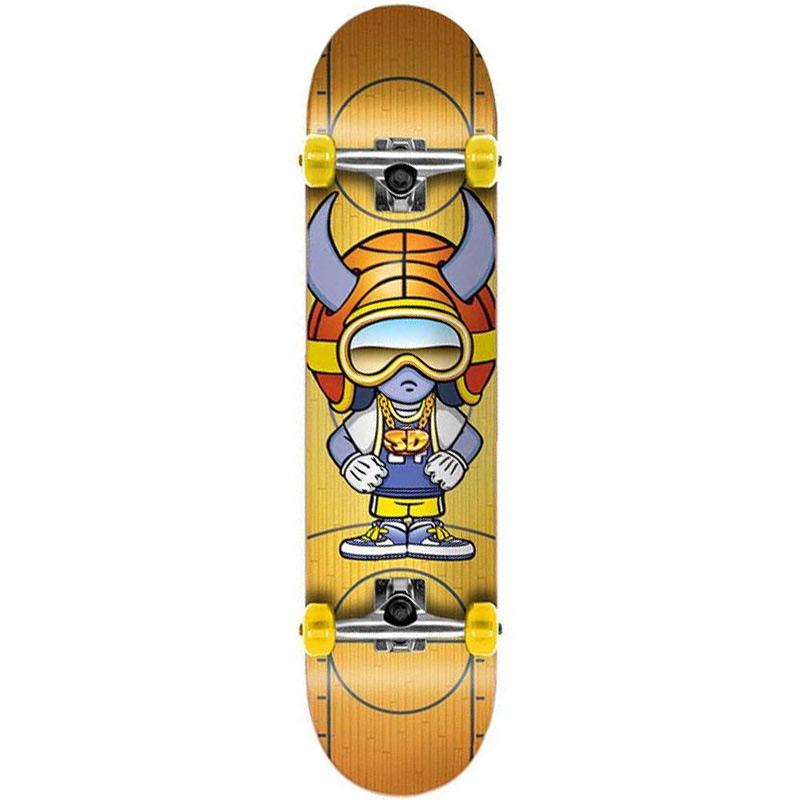 Speed Demons Baller Complete Skateboard 7.0
