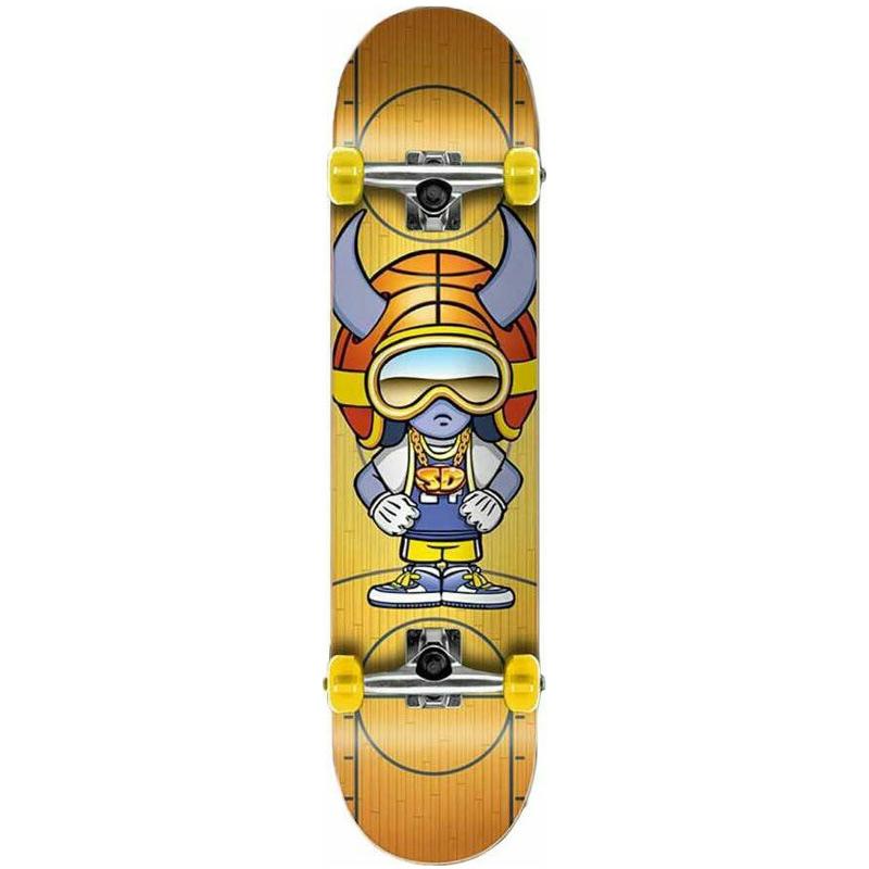 Speed Demons Baller Micro Complete Skateboard Soft Top 6.5