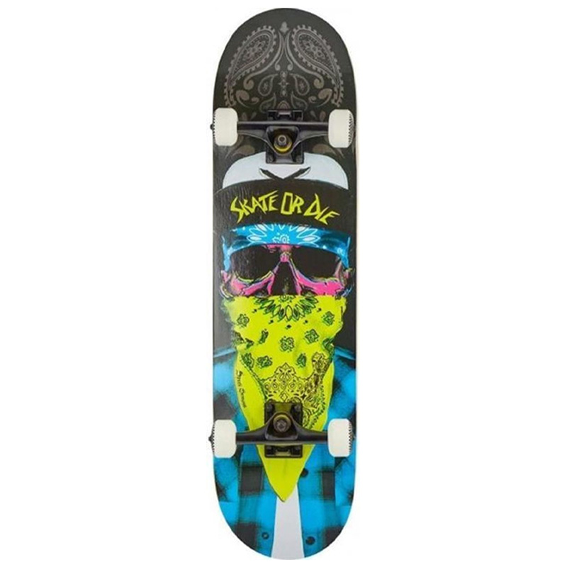 Speed Demons Mob Complete Blue/Yellow 7.75