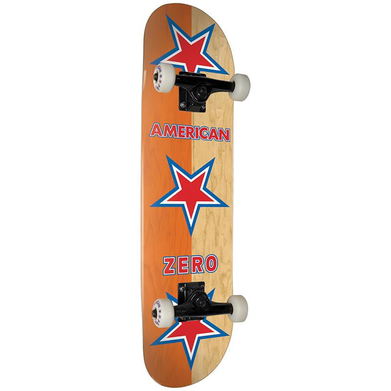 Zero American Zero Complete Skateboard 8.0