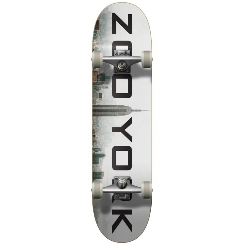 Zoo York Fog Complete Skateboard Multi 7.75