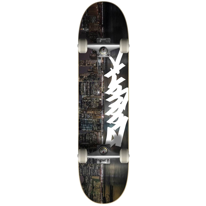 Zoo York Night Complete Skateboard 8.0