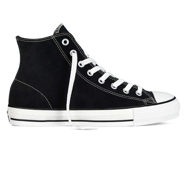 Converse CTAS Pro Hi Black/White