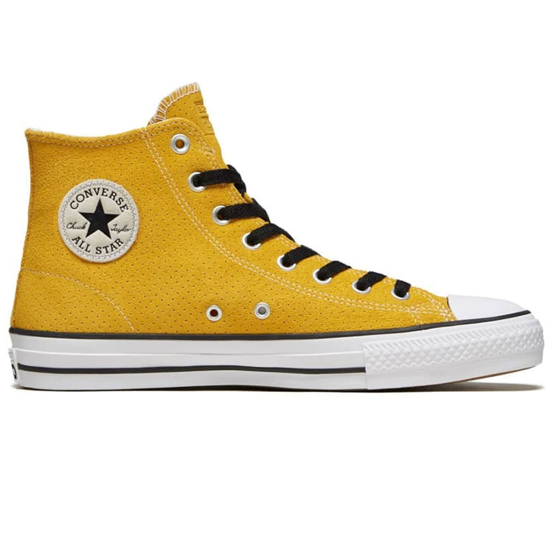 Converse Ctas Pro Hi Gold Dart/White/Black Gold Dart/White/Black