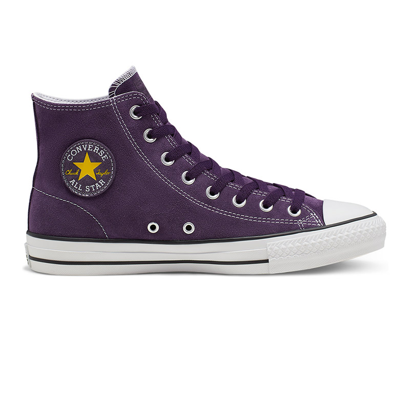 Converse Ctas Pro Hi Grand Purple/Vivid Sulfur/White