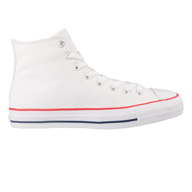 Converse CTAS Pro HI White/Red/Insignia Blue