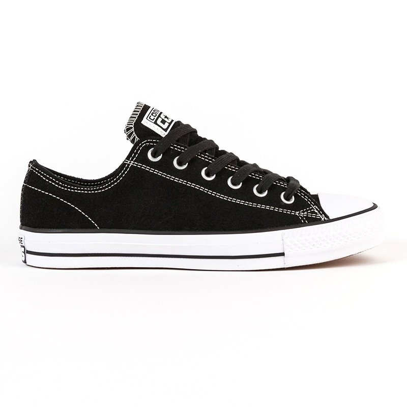 Converse Ctas Pro Ox Black/Black/White