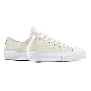 Converse Ctas Pro Low White/White/Teal