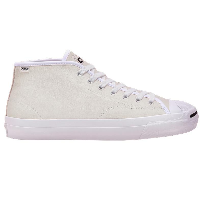 Converse JP Pro Mid White/White/White