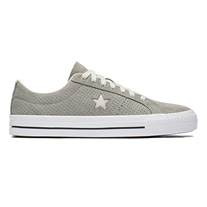 Converse One Star Pro Ox Dark Stucco/Driftwood/White