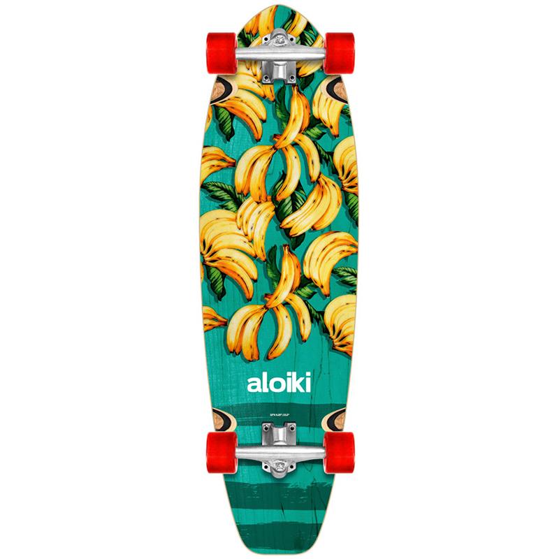 Aloiki Banana Cruiser Skateboard 32.0