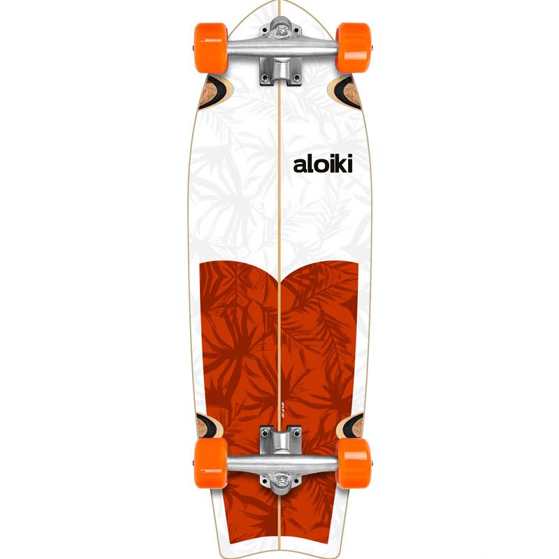 Aloiki Makua Cruiser Skateboard 28.0