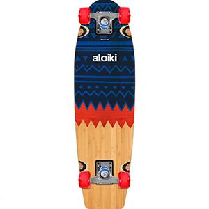 Aloiki Tribu Cruiser Skateboard 26.0