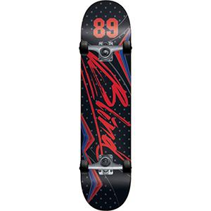 Blind VII Black/Red Complete Skateboard 7.75