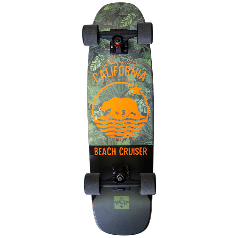 Dusters Beach Complete Cruiser Jungle Complete Cruiser Army 29.0
