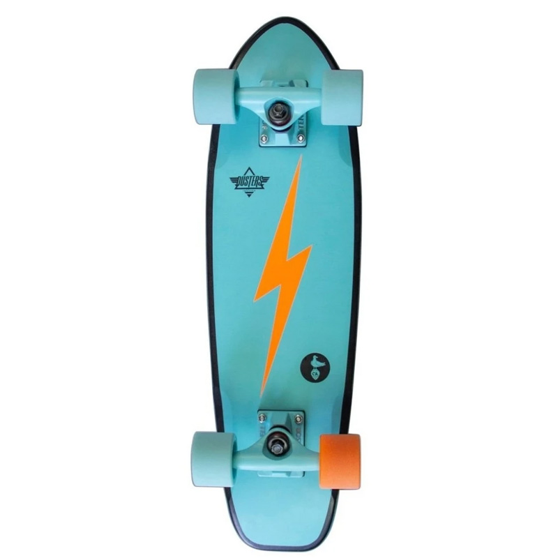 Dusters Bird Bolt Complete Cruiser Teal 25.0