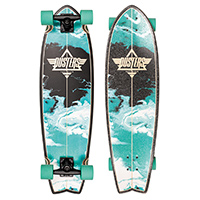Dusters Kosher Complete Cruiser Turquoise 33.0
