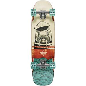 Dusters Morsa Cruiser Skateboard Blue/Red 29.0