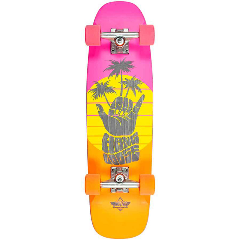 Dusters Shaka Cruiser Pink/Orange 29.0