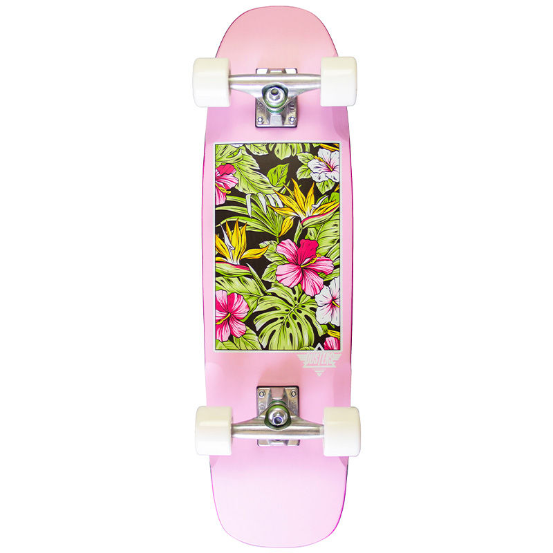 Dusters Tropic Complete Cruiser Pink 29.5