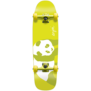 enjoi 80s Premium Complete Cruiser Yellow 28.0