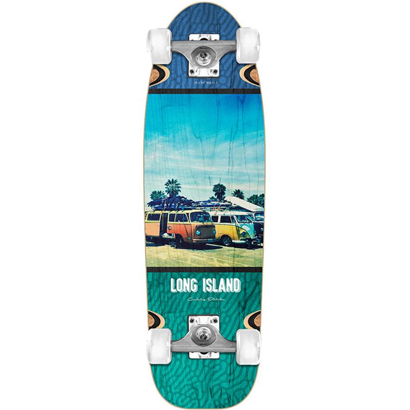 Long Island Blue Point Cruiser Skateboard 28.5